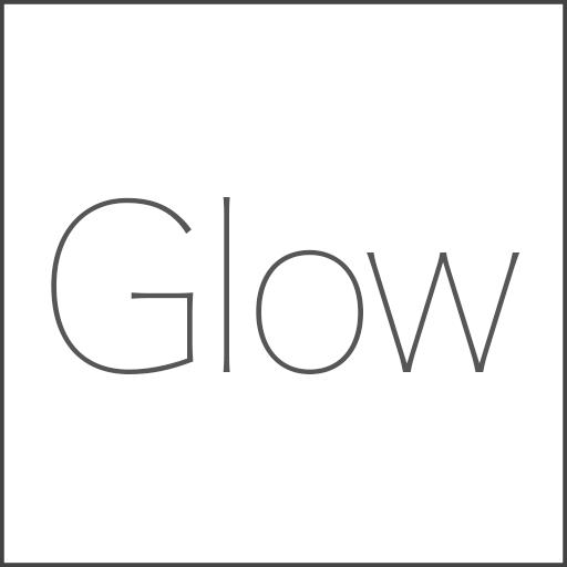glow*